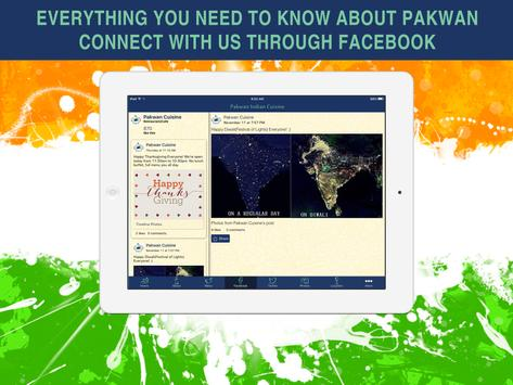 Pakwan Indian Cuisine screenshot 8