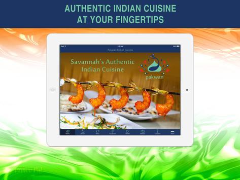Pakwan Indian Cuisine screenshot 10