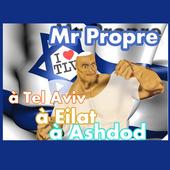 Mr Propre Israel icon
