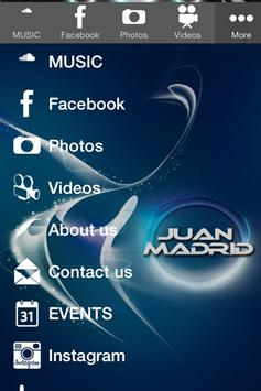 DJ Juan Madrid screenshot 1