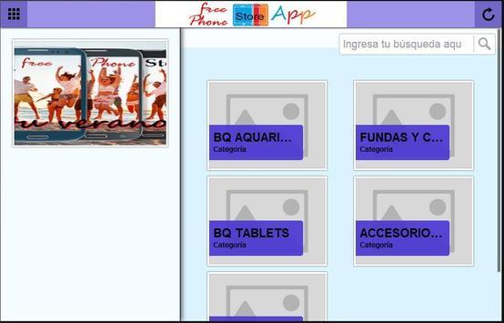 Free Phone Store apk screenshot