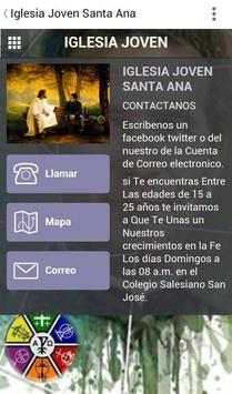 Xsia Joven Santa Ana poster