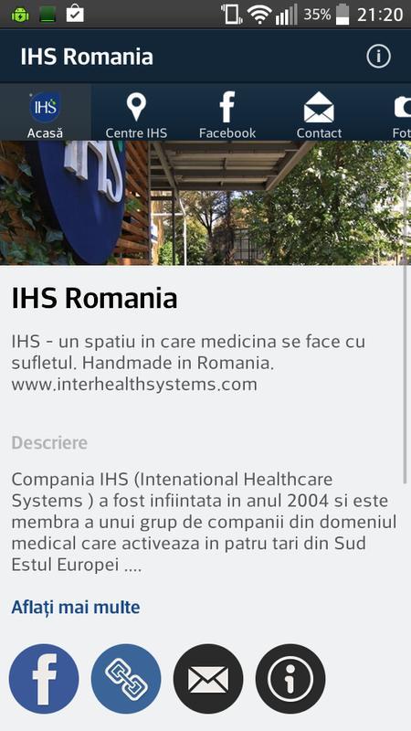 IHS Romania APK Download