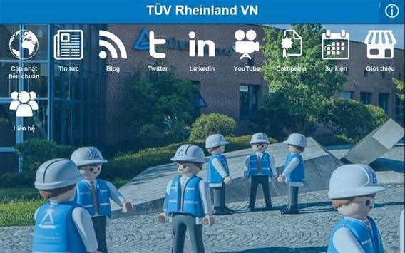 TÜV Rheinland Việt Nam apk screenshot