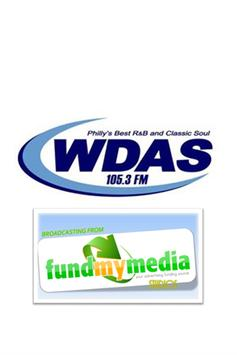 105.3 WDAS poster