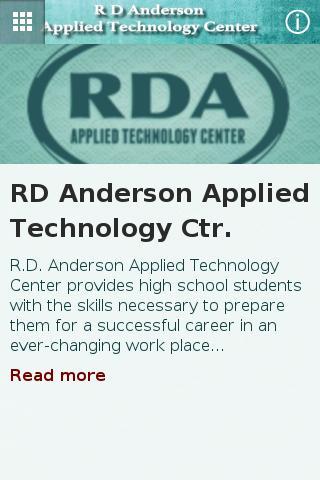 Rd technology center