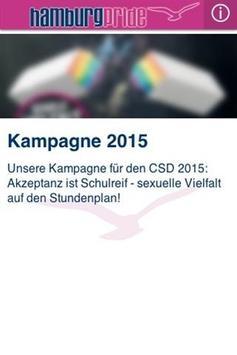 Hamburg Pride poster