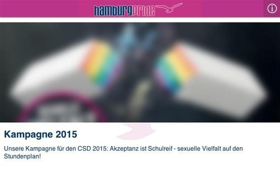 Hamburg Pride apk screenshot