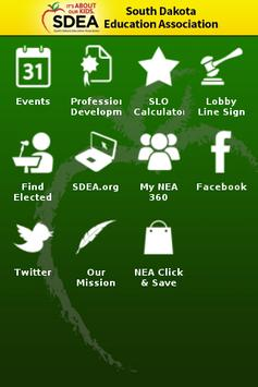 SDEA poster
