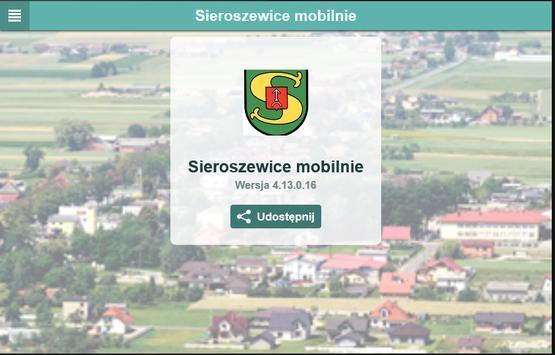Sieroszewice mobilnie apk screenshot