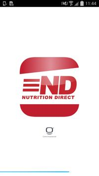 Nutrition Direct poster