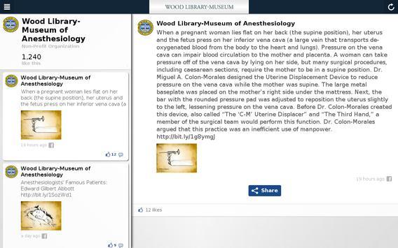 Wood Library-Museum screenshot 2