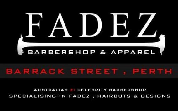 Fadez Barbershop apk screenshot