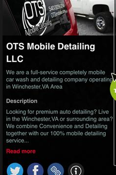 OTS Mobile Detailing LLC screenshot 1