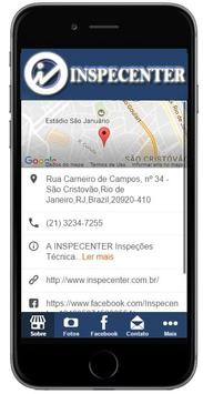 INSPECENTER Inspeções Técnicas apk screenshot
