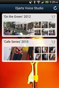 Djarts Studio App screenshot 1