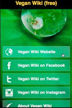 Veganwiki apk screenshot