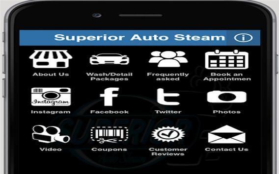 Superior Auto Steam screenshot 5