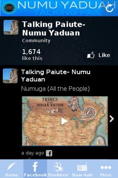 Talking Paiute- Numu Yaduan screenshot 1