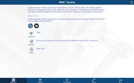 BMC Tackle screenshot 5