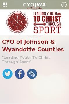 CYO poster