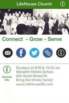 LifeHouse Church poster