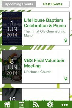 LifeHouse Church screenshot 1