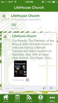LifeHouse Church screenshot 2
