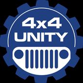 4x4 Unity icon