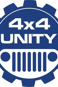 4x4 Unity poster