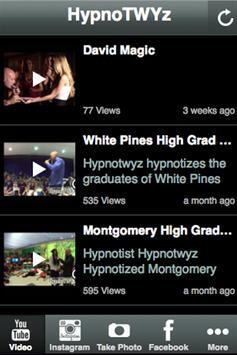 HypnoTWYz apk screenshot