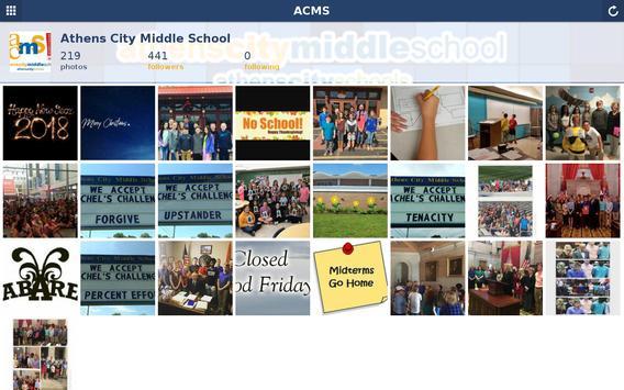 Athens City Middle School screenshot 4