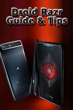 Droid Razr Guide & Tips poster