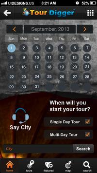 Tour Digger apk screenshot