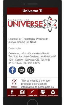 Universe TI poster