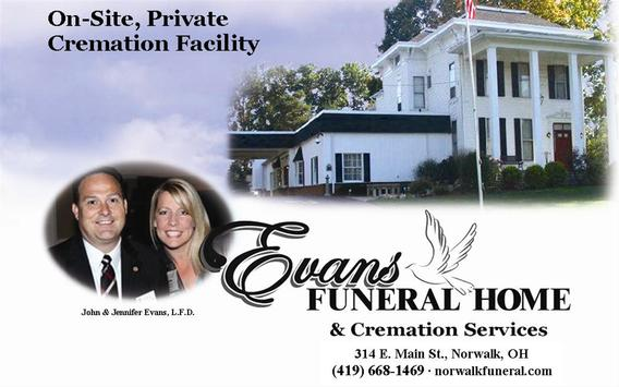 Evans Funeral Home screenshot 2