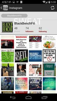 BlackBenchFit screenshot 10