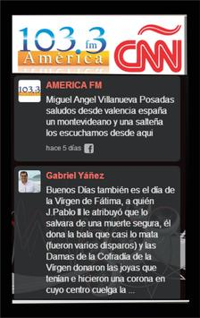 AMERICA CNN 103.3 FM screenshot 2
