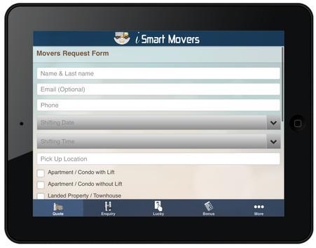 i-Smart Movers screenshot 8