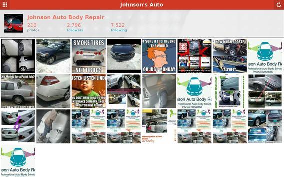 Johnson's Auto Body Repair screenshot 5