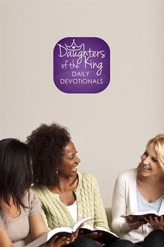 Daughters of the King Daily Devotionals poster