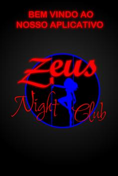Zeus Night Club poster