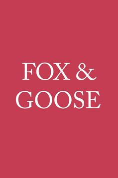 Fox and Goose poster