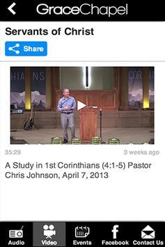 Grace Chapel screenshot 1