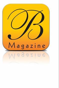 Boss Magazine poster