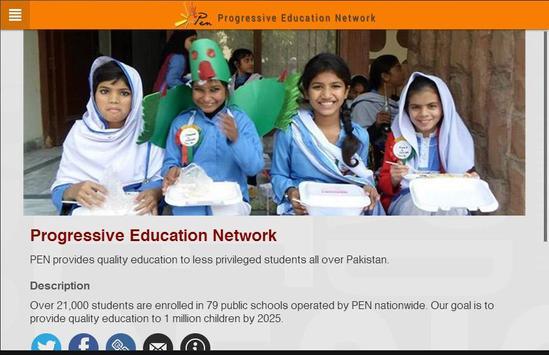 Progressive Education Network apk screenshot