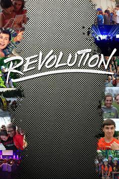 Revolution Student Ministry poster