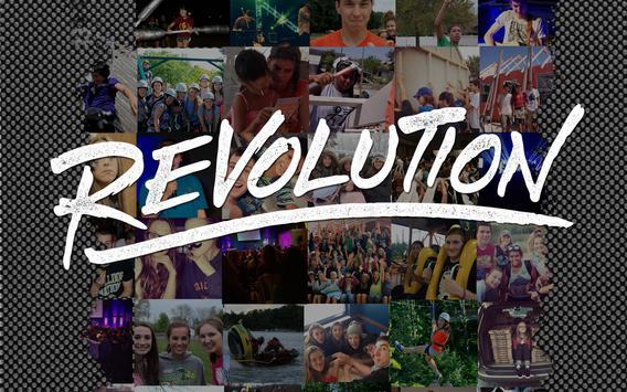 Revolution Student Ministry apk screenshot