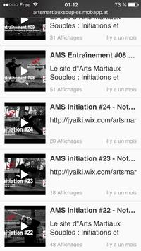 Arts Martiaux Souples screenshot 9