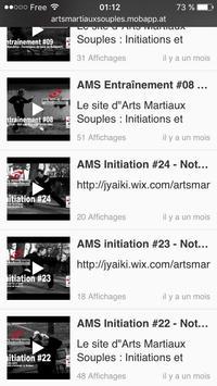 Arts Martiaux Souples screenshot 1